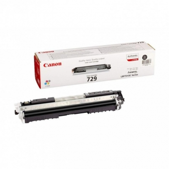 CANON CRG729B BLACK TONER CARTRIDGE