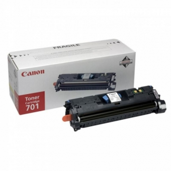 CANON EP701B BLACK TONER CARTRIDGE