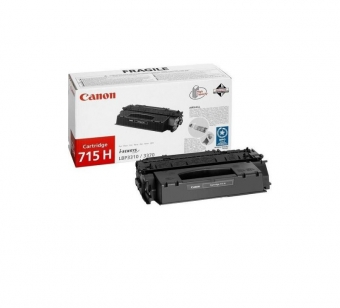 CANON CRG715H BLACK TONER CARTRIDGE
