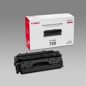 CANON CRG720 BLACK TONER CARTRIDGE