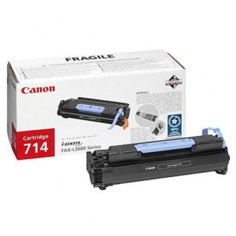 CANON CRG714 BLACK TONER CARTRIDGE