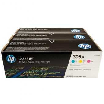 HP CF370AM COLOR TONER CARTRIDGE