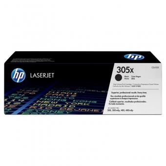 HP CE410X BLACK TONER CARTRIDGE