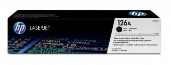 HP CE310A BLACK TONER CARTRIDGE