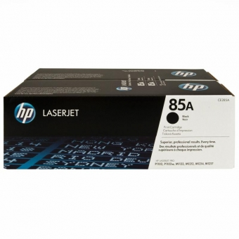 HP CE285AD BLACK TONER CARTRIDGE