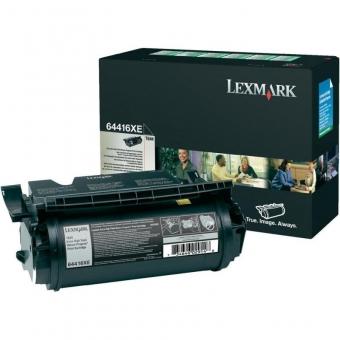 LEXMARK 64416XE BLACK TONER