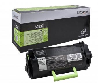 LEXMARK 62D2X00 BLACK TONER