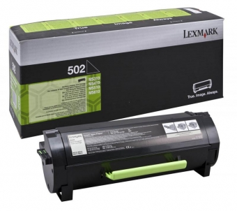 LEXMARK 50F2000 BLACK TONER