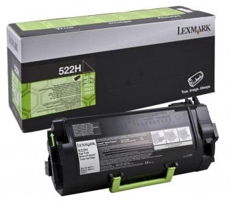 LEXMARK 52D2H00 BLACK TONER