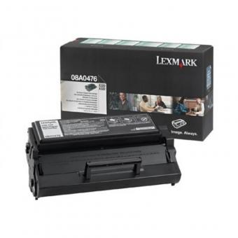 LEXMARK 08A0476 BLACK TONER