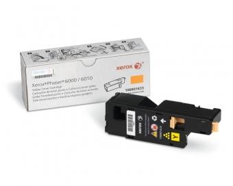 XEROX 106R01633 YELLOW TONER CARTRIDGE