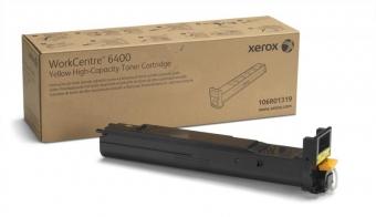 XEROX 106R01319 YELLOW TONER CARTRIDGE