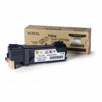 XEROX 106R01284 YELLOW TONER CARTRIDGE