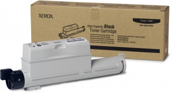 XEROX 106R01221 BLACK TONER CARTRIDGE