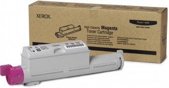 XEROX 106R01219 MAGENTA TONER CARTRIDGE