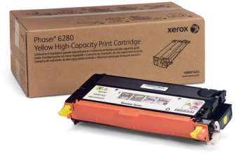 XEROX 106R01402 YELLOW TONER CARTRIDGE