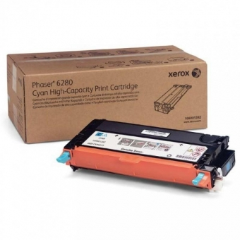 XEROX 106R01400 CYAN TONER CARTRIDGE