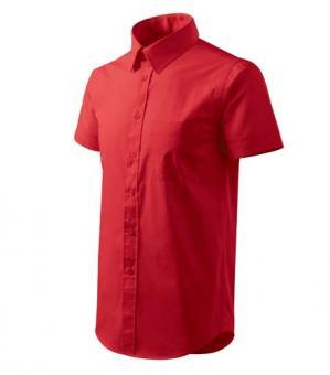 Cămaşă pentru bărbaţi Shirt short sleeve 207