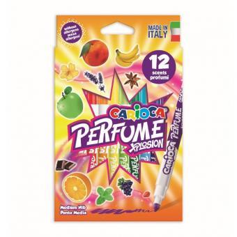 Carioca 12 culori parfumate PENSAN