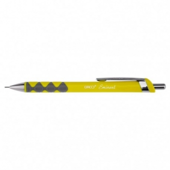 Creion mecanic Eminent 0.7 Galben DACO
