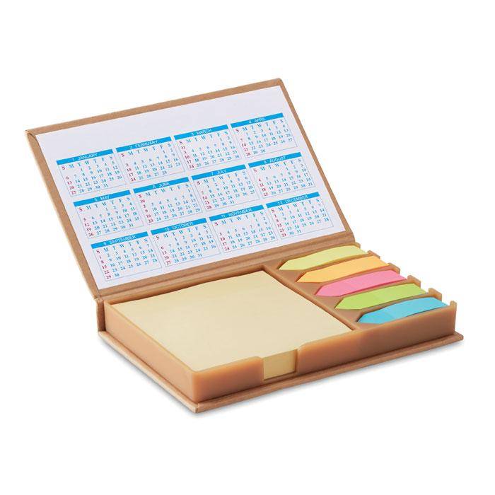 Set birou notițe și calendar   MO9394-13