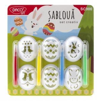 Set creativ - SC900 Sabloua DACO