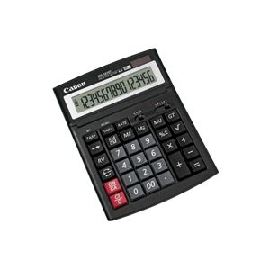 Calculator Canon 16 WS-1610T Digit; Dual Power;