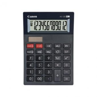 Calculator Canon CANWS1210T 12 Digit, Dual Power,