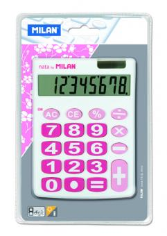 Calculator 8 DG MILAN 151708WBL