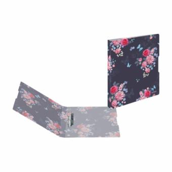 CAIET MECANIC A4 2 INELE 16 MM MOTIV LADYLIKE FLOWERS