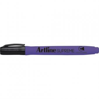 Textmarker ARTLINE Supreme, varf tesit 1.0-4.0mm - violet