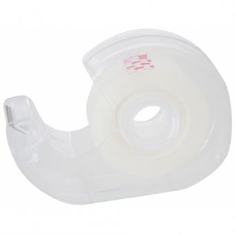 Dispenser + banda adeziva 18mm x 33m, Office Products - transparenta