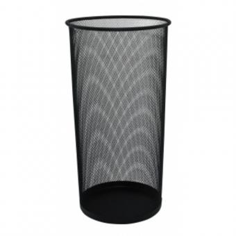 Suport metalic Mesh, pentru umbrele, Q-Connect - negru