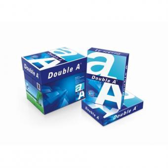 Hartie alba pentru copiator A4, 80g/mp, clasa A, Double A