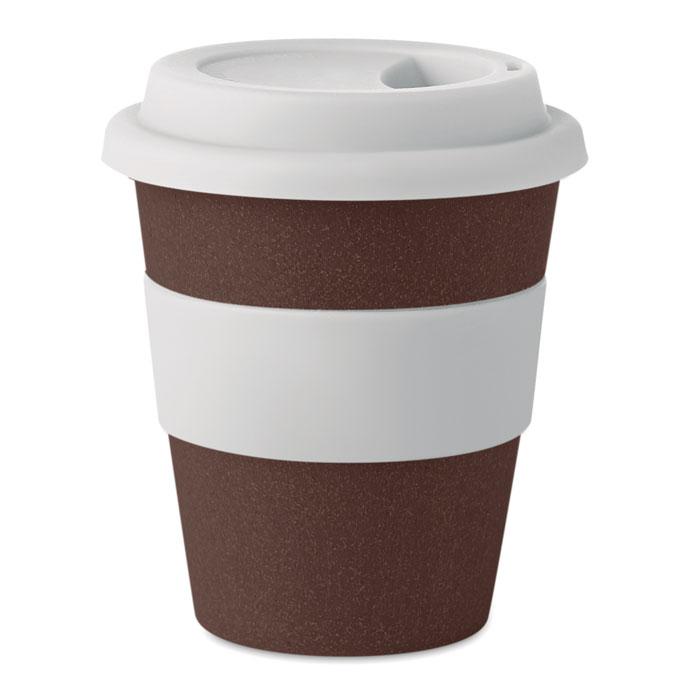 Pahar din coajă de cafea și PP MO6106-06