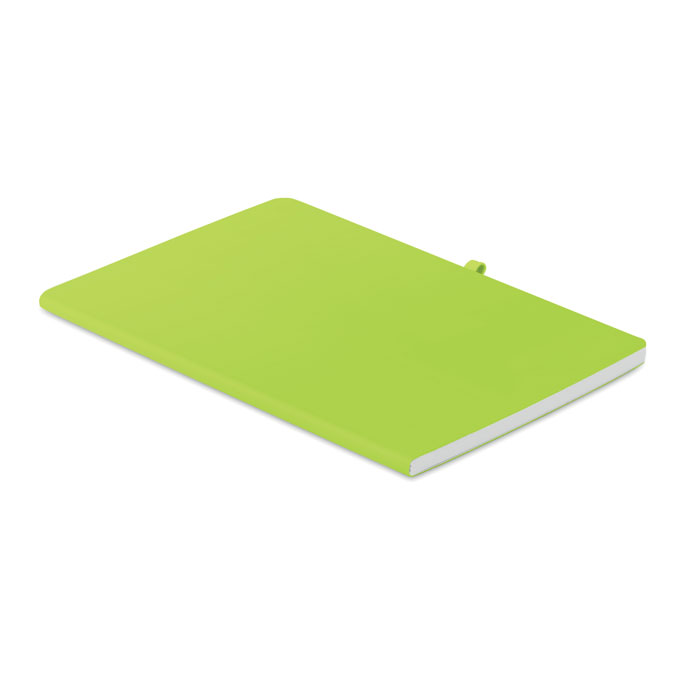 Notes A5 cu copertă PU moale   MO6116-48