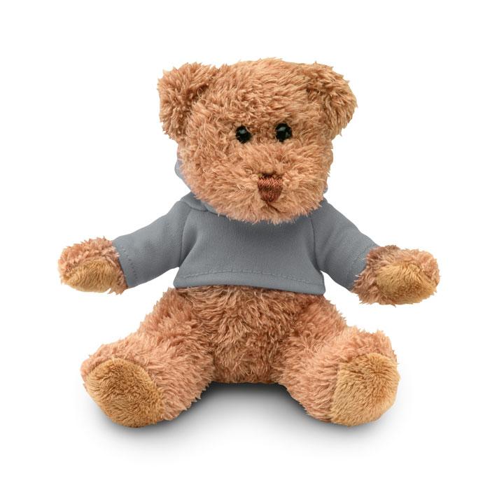 Ursuleț din pluș cu tricou     MO7375-07