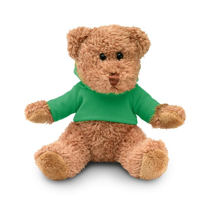 Ursuleț din pluș cu tricou     MO7375-09