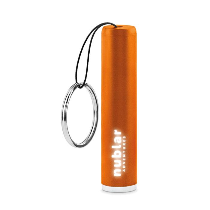 Lanternă plastic, logo luminos MO9469-10