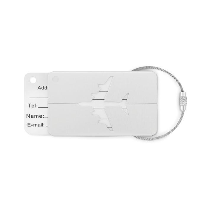 Etichetă  bagaje din aluminiu  MO9508-16