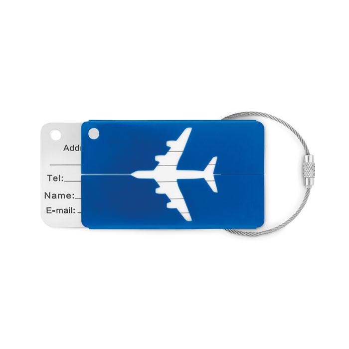 Etichetă  bagaje din aluminiu  MO9508-37