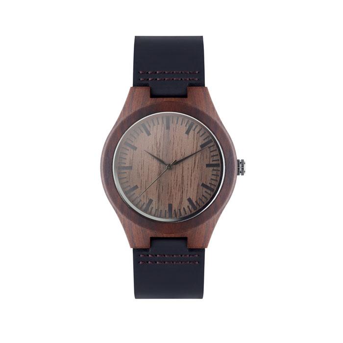 Ceas cu brățară din piele      MO9645-01