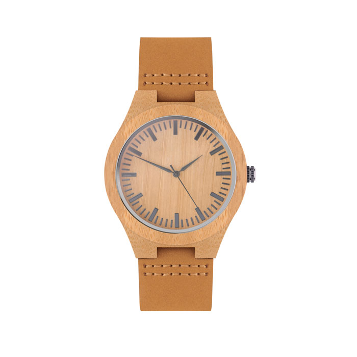 Ceas cu brățară din piele      MO9645-40