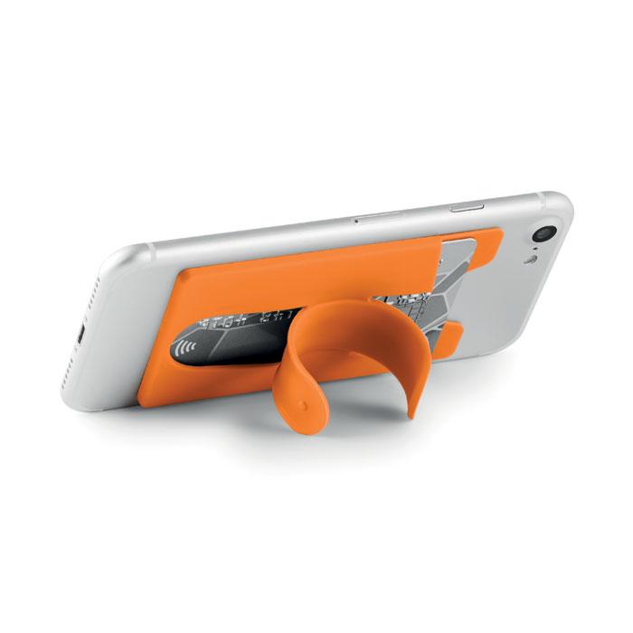 Suport card silicon cu agrafă  MO9685-10