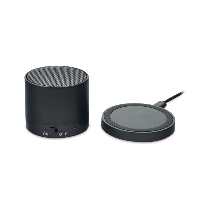 Boxă cu încărcare wireless     MO9713-03