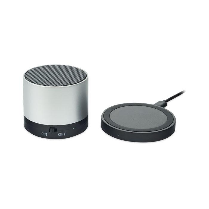 Boxă cu încărcare wireless     MO9713-16