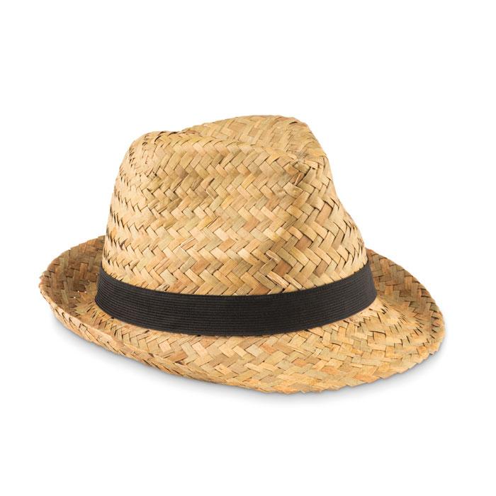 Pălărie din paie naturale      MO9844-03