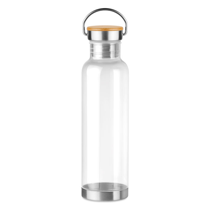 Sticlă tritan,capac din bambus MO9850-22