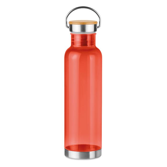 Sticlă tritan,capac din bambus MO9850-25