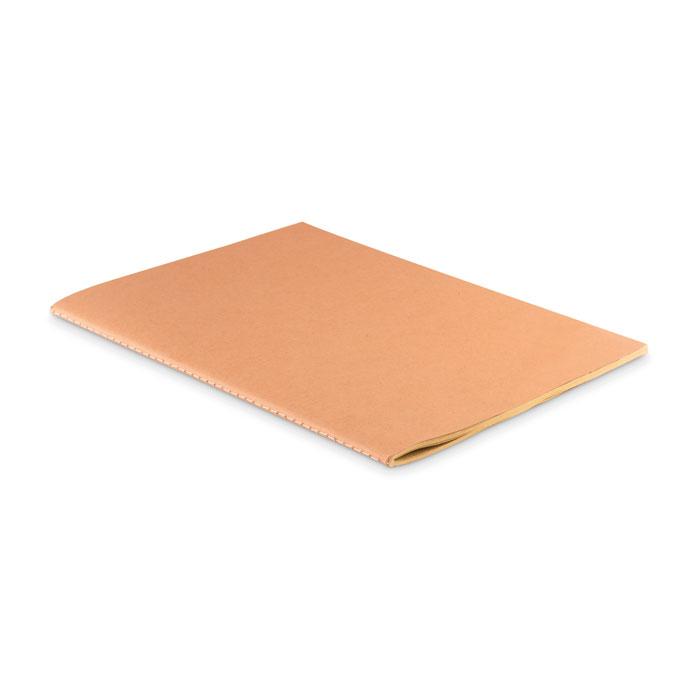 Notes cu copertă cartonată A4  MO9866-13
